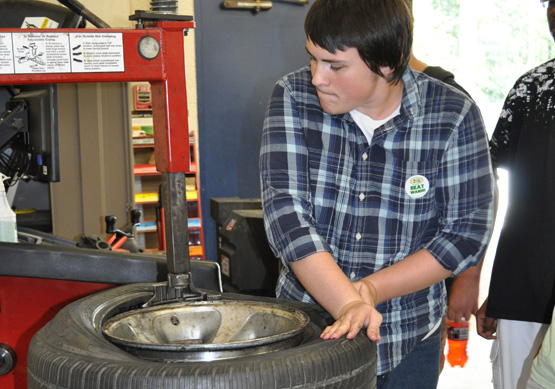 Auto Technology Courses